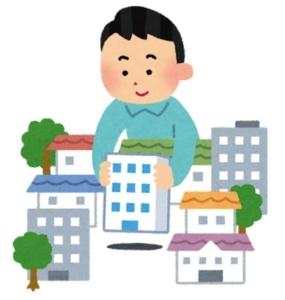 街を作る行政のイメージ